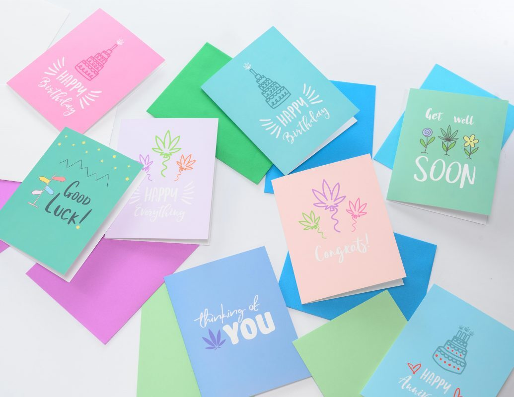 potography recycled greeting cards