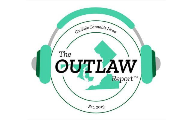 the outlaw report podcast logo
