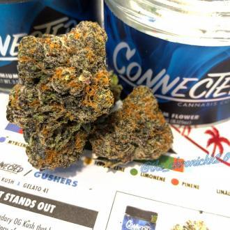 GUSHERS By Connected Cannabis Co