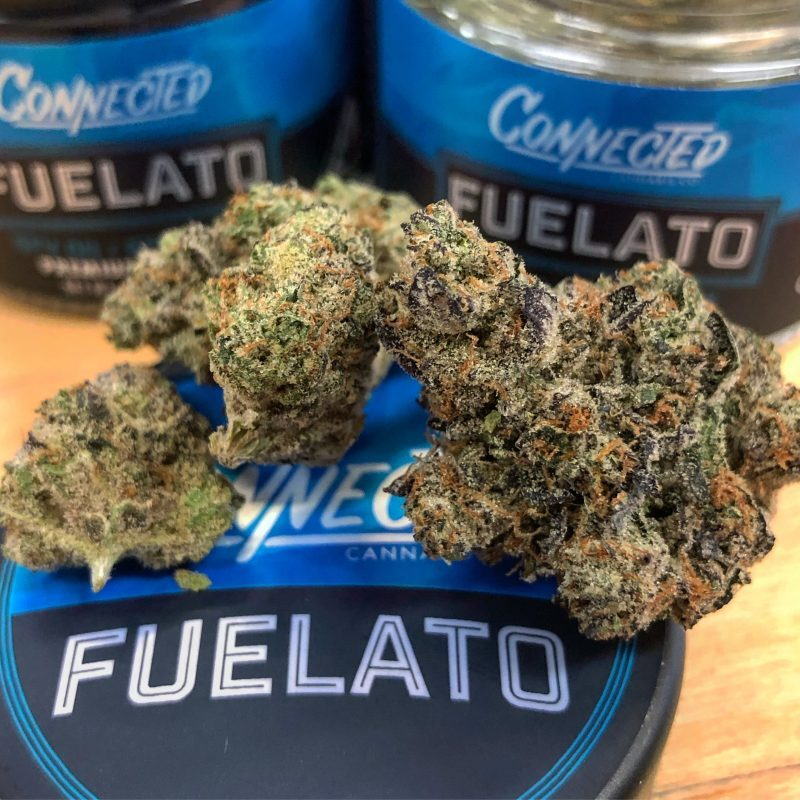 FUEL For THOUGHT..FUELATO By Connected Cannabis Co.