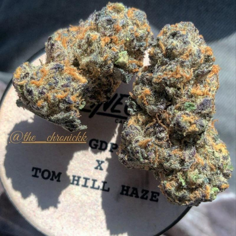September contest results third place - Haze From The Hill By Connected Cannabis Co - Photo by @the_chronickk